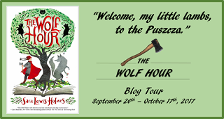 Monday Miscellanea: A Blog Tour, the Cybils, and More…