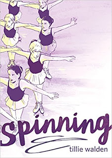 Cybils Review: SPINNING by Tillie Walden
