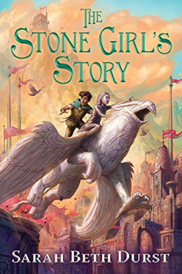 Monday Review: THE STONE GIRL'S STORY by Sarah Beth Durst