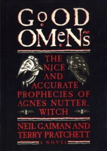 Books That Never Left Me: GOOD OMENS by Neil Gaiman and Terry Pratchett