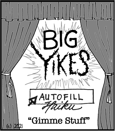 Big Yikes #16